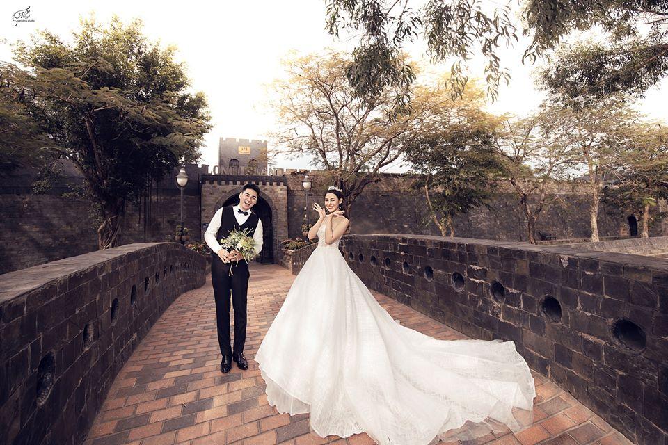Xếp hạng 7 studio chụp ảnh cưới đẹp nhất tại Thái Nguyên -  Nắng Wedding Studio