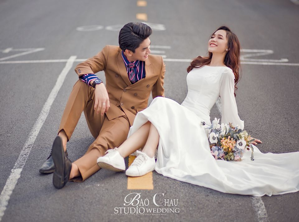 Xếp hạng 5 Studio chụp ảnh cưới đẹp và chất lượng nhất quận Bình Thạnh, TP. HCM -  Bảo Châu Wedding Studio