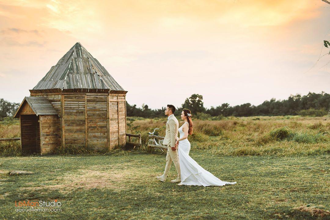 Xếp hạng 7 Studio chụp ảnh cưới đẹp nhất quận Tân Bình, TPHCM -  Lê Mẫn Studio