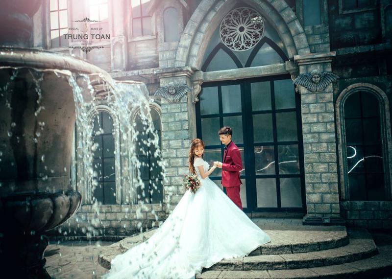 Xếp hạng 6 Studio chụp ảnh cưới đẹp và chất lượng nhất Cẩm Mỹ, Đồng Nai -  Studio Trung Toàn