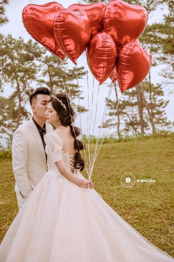 Xếp hạng 7 Studio ảnh cưới đẹp nhất Sơn Tây, Hà Nội -  Đức Quyên Studio
