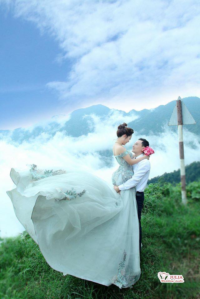 Xếp hạng 7 Studio chụp ảnh cưới phong cách Hàn Quốc đẹp nhất Bắc Giang -  Áo cưới Julia