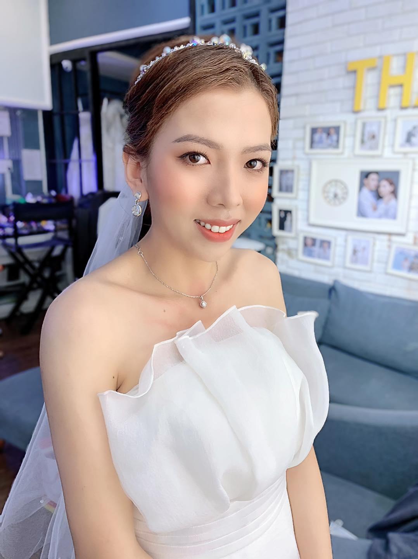 Top 7  tiệm trang điểm cô dâu đẹp nhất tại Vũng Tàu -  Ngân Kim MakeUp