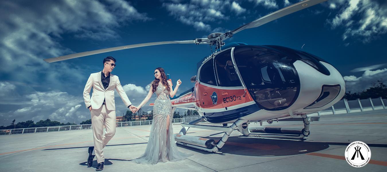Xếp hạng 12 Studio chụp ảnh cưới đẹp và chất lượng nhất quận Hải Châu, Đà Nẵng -  Studio HongKong Wedding