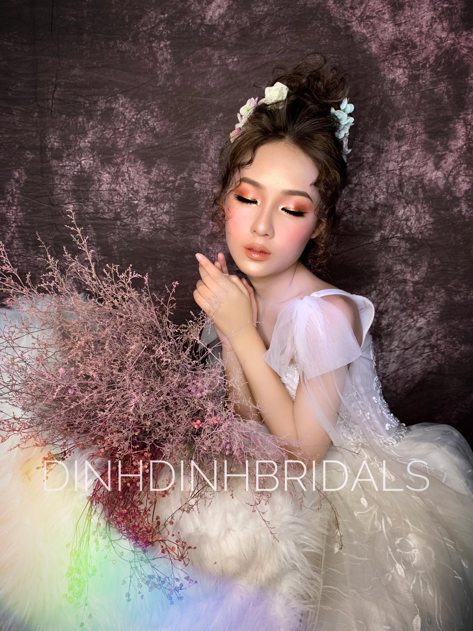 Top 7 tiệm trang điểm cô dâu đẹp nhất tại Nha Trang -  Dinh Dinh Bridal