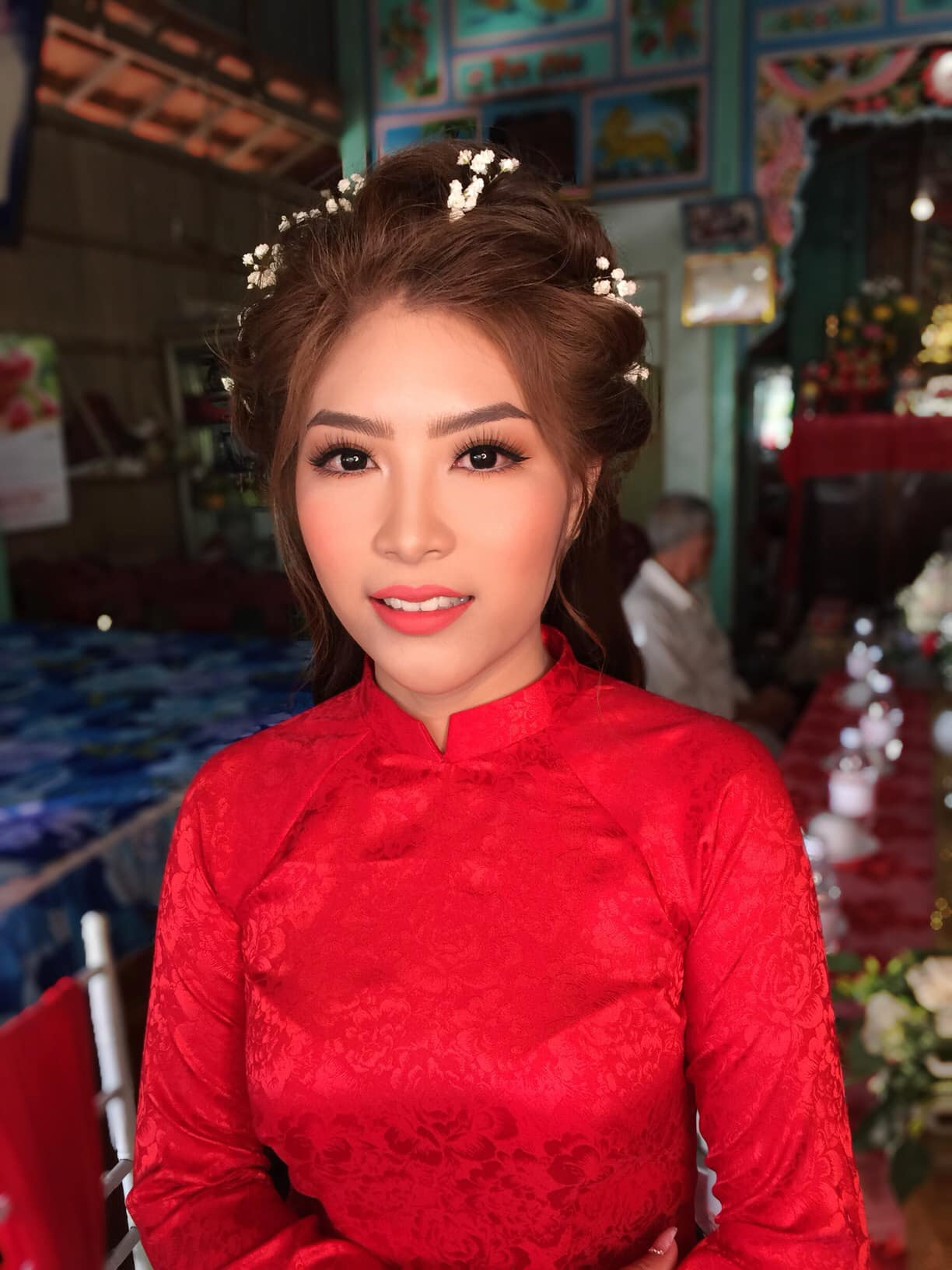 Top 7 tiệm trang điểm cô dâu đẹp nhất tại Đồng Tháp -  Make up Nguyễn Thi