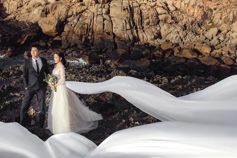 Xếp hạng 7 Studio chụp ảnh cưới đẹp nhất quận Tân Bình, TPHCM -  Ngọc Huy Studio