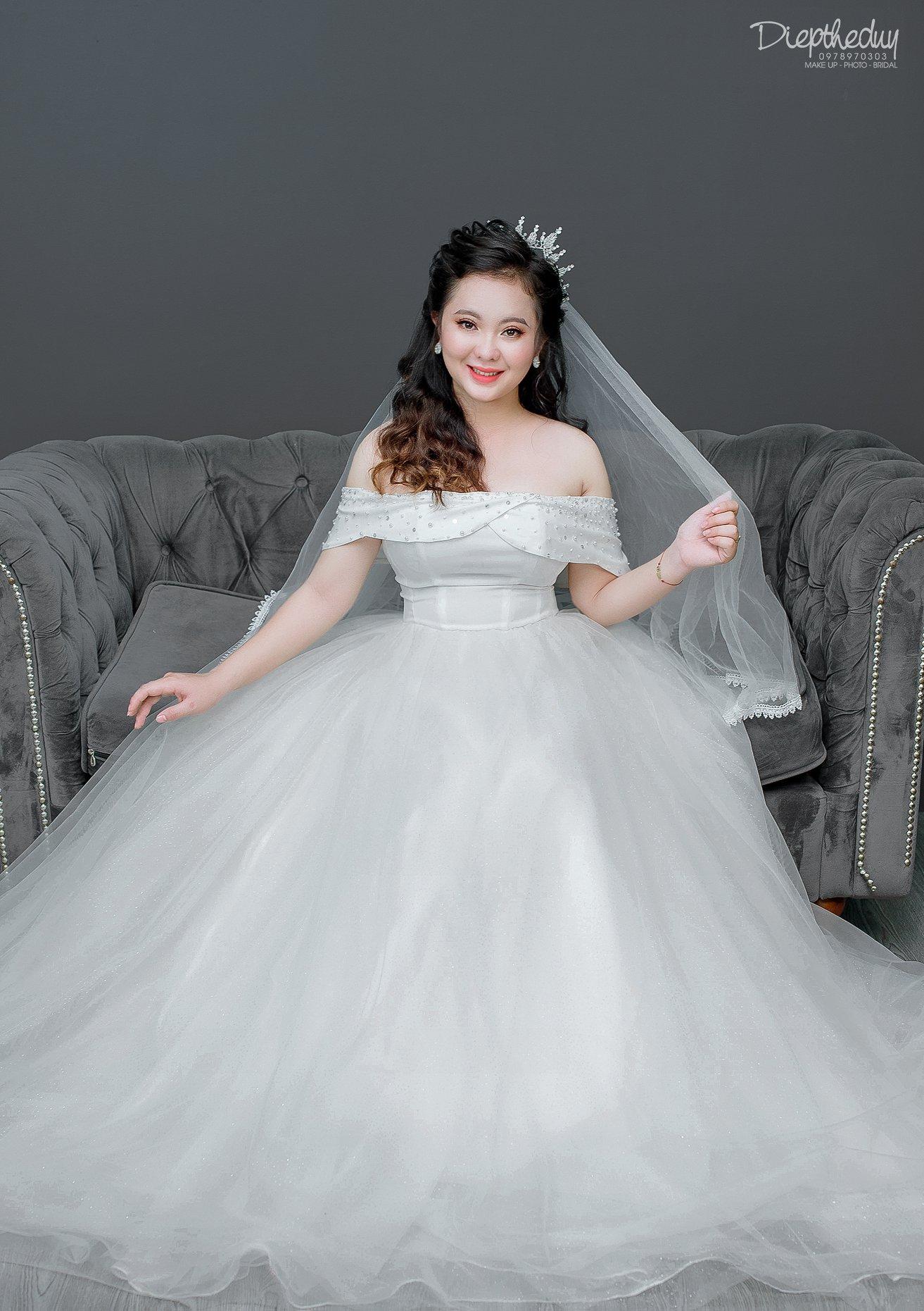 Top 7 tiệm trang điểm cô dâu đẹp nhất tại Trà Vinh -  Diệp Thế Duy Bridal