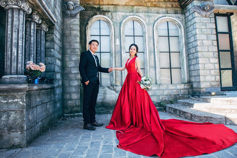Xếp hạng 5 Studio chụp ảnh cưới đẹp nhất tx Phú Mỹ, Bà Rịa  -  Áo cưới Ngôi Sao