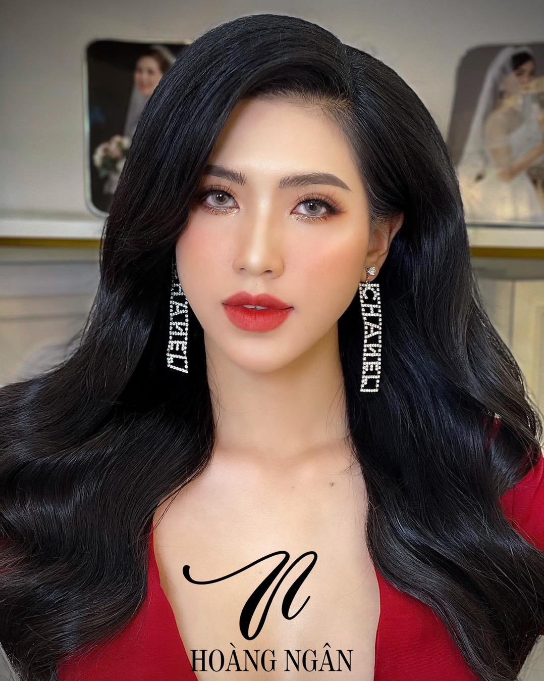 Top 7 tiệm trang điểm cô dâu đẹp nhất tại Cần Thơ -  Hoàng Ngân Make-Up Store