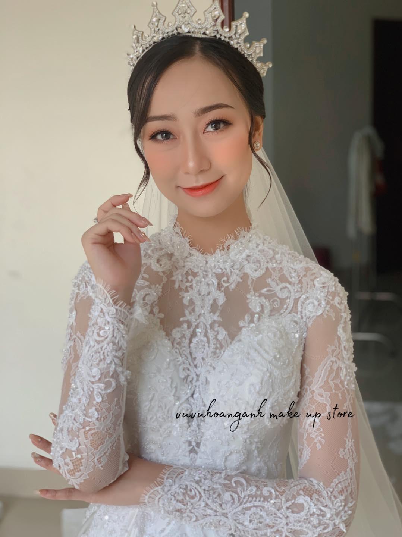 Top 7 tiệm trang điểm cô dâu đẹp nhất tại Đồng Nai -  Vuvu Studio.