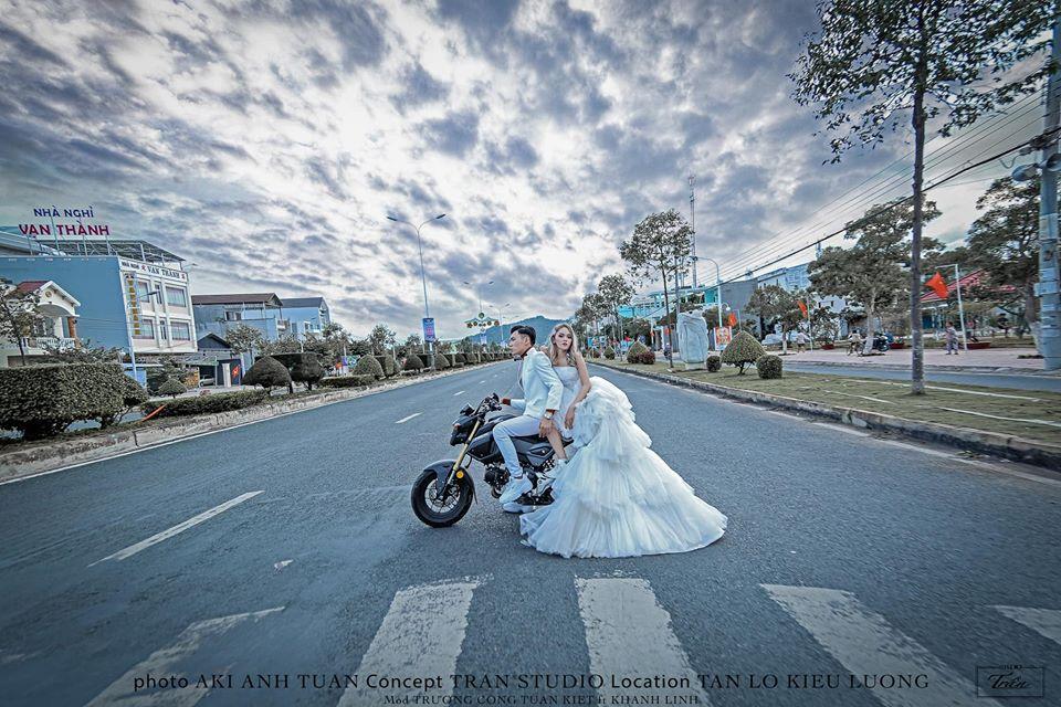 Xếp hạng 6 Studio chụp ảnh cưới đẹp và chất lượng nhất TP. Châu Đốc, An Giang -  Trần Studio