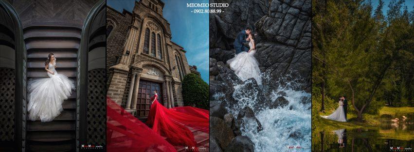 Xếp hạng 7 Studio chụp ảnh ngoại cảnh đẹp nhất quận 1, TP. HCM -  Meomeo Studio