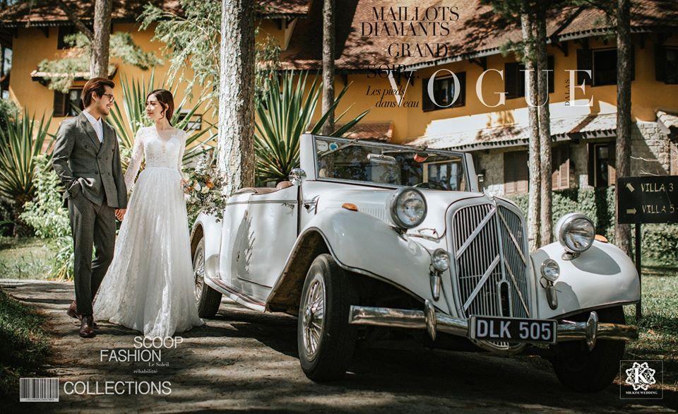 Xếp hạng 8 Studio chụp ảnh cưới đẹp nhất TP Hải Dương -  MR.Kim Wedding Studio