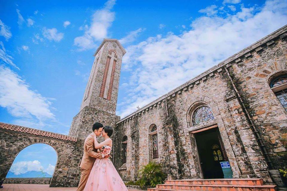 Xếp hạng 7 Studio chụp ảnh cưới đẹp nhất Vĩnh Yên, Vĩnh Phúc -  Ảnh viện áo cưới Bình Minh