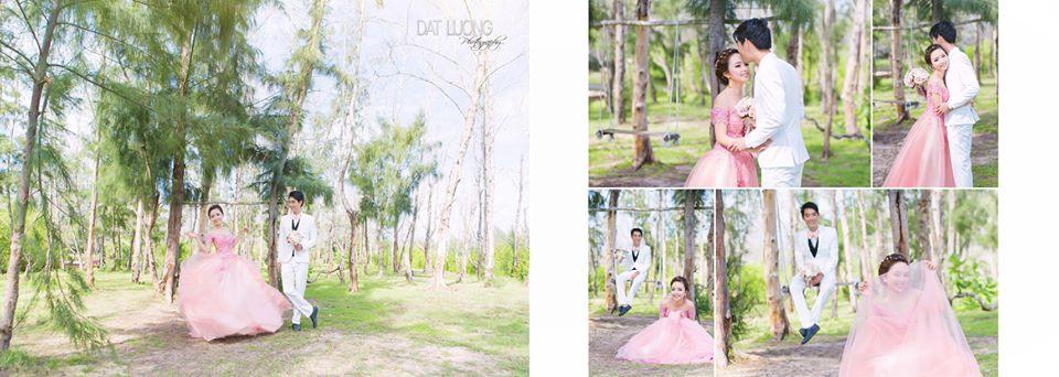 Xếp hạng 7 Studio chụp ảnh cưới ngoại cảnh đẹp nhất quận 2, TP. HCM -  Đạt Lương Studio
