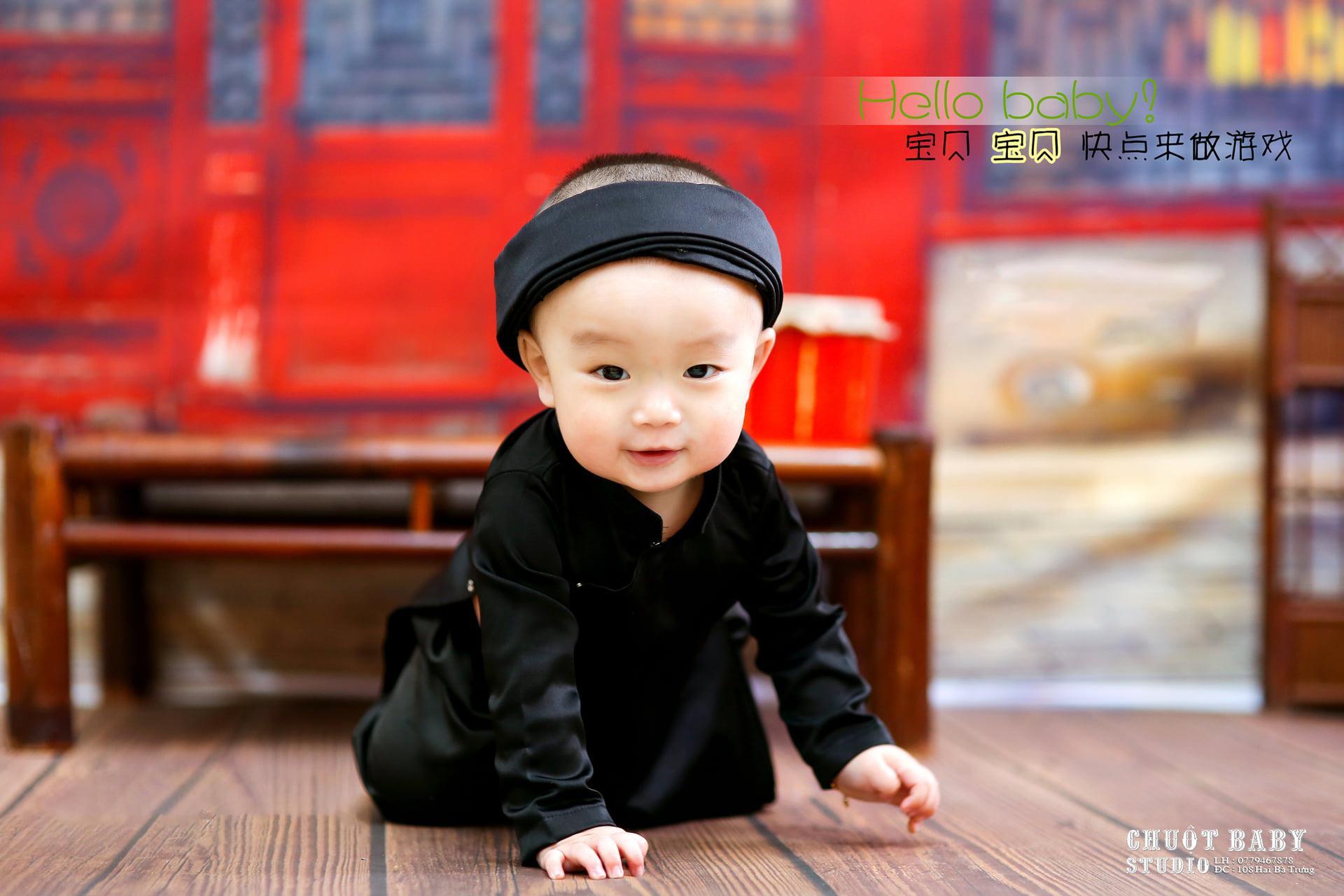 Top 6 studio chụp ảnh bé đẹp và chất lượng nhất Đà Lạt - Chuột Baby Studio