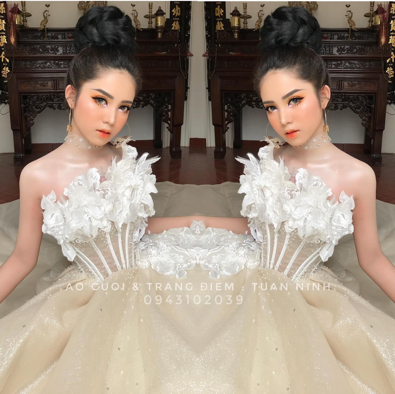 Top 7 tiệm trang điểm cô dâu đẹp nhất tại Đồng Nai -  Tuấn Ninh makeup