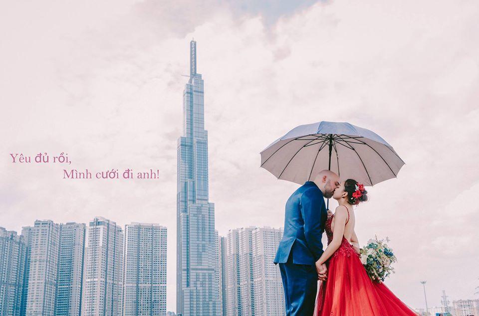 Xếp hạng 6 Studio chụp ảnh cưới phong cách Hàn Quốc đẹp nhất quận 7, TP. HCM -  Thanh Trà Wedding Studio