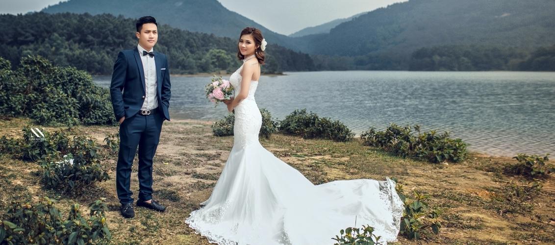 Xếp hạng 7 Studio chụp ảnh cưới đẹp nhất tại Nghệ An -  Nam Nguyễn Wedding