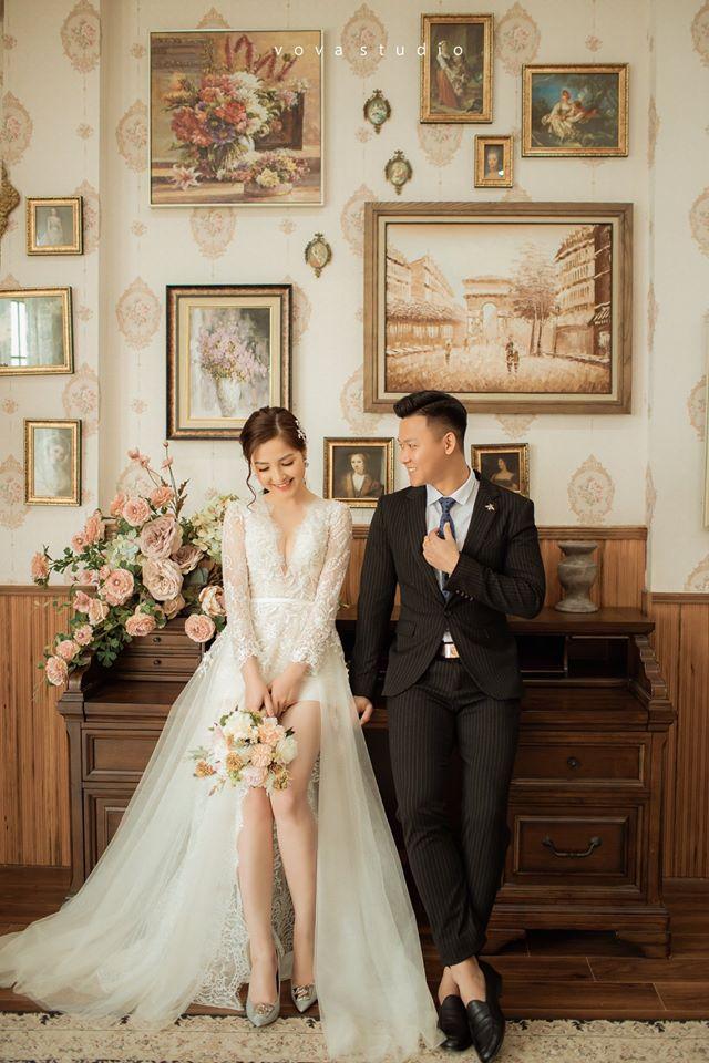 Xếp hạng 7 studio chụp ảnh cưới đẹp nhất tại Thái Nguyên -  VOVA Studio