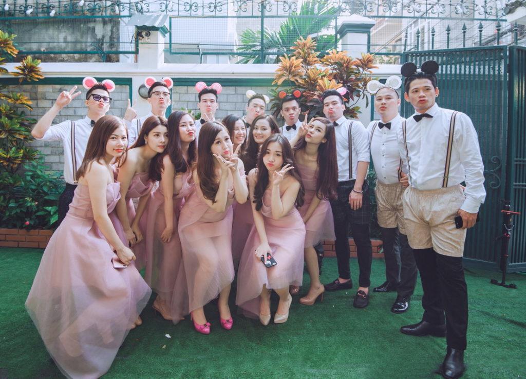 Xếp hạng 6 Studio chụp ảnh phóng sự cưới đẹp và chất lượng nhất Hà Nội -  TuArt Wedding