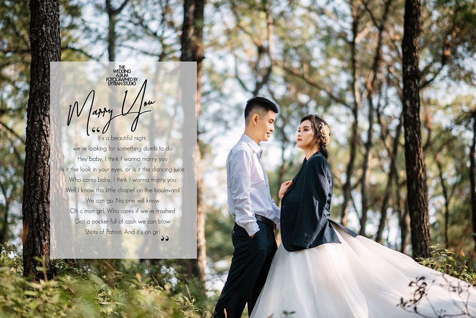 Xếp hạng 8 Studio chụp ảnh cưới đẹp, chuyên nghiệp nhất tại TP Huế -  Uy Tran Studio