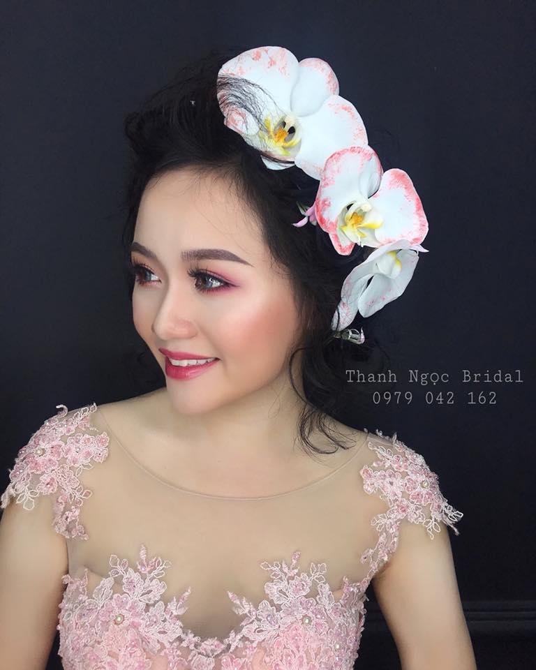Top 7 tiệm trang điểm cô dâu đẹp nhất tại Đà Lạt -  Thanh Ngọc Bridal