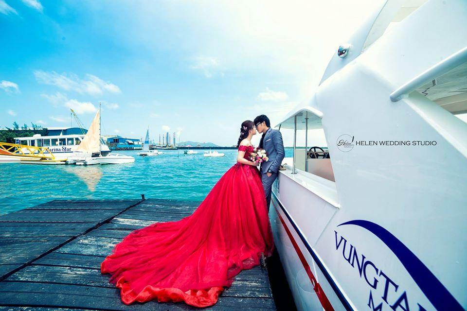 Xếp hạng 7 Studio chụp ảnh cưới đẹp nhất TP. Bà Rịa Vũng Tàu