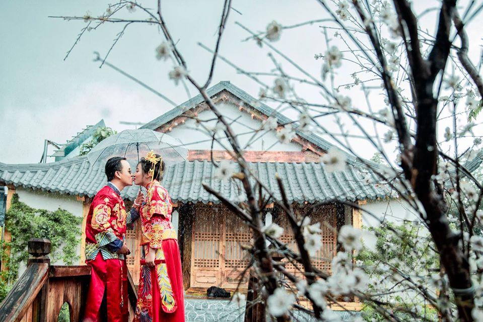Xếp hạng 6 Studio chụp ảnh cưới đẹp nhất Đăk Nông -  Studio_Áo Cưới Nét Việt