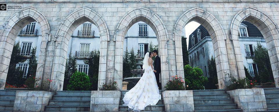 Xếp hạng 5 Studio chụp ảnh cưới đẹp, chuyên nghiệp nhất Long Xuyên, An Giang -  An nguyen bridal