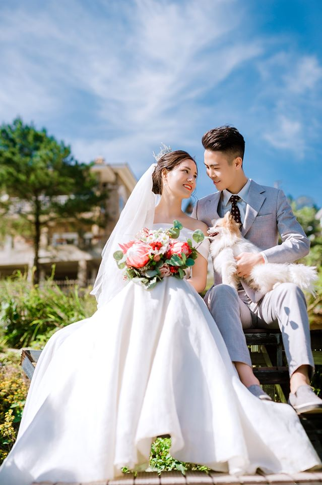 Xếp hạng 7 Studio chụp ảnh cưới đẹp nhất Vĩnh Yên, Vĩnh Phúc -  Cherry Studio