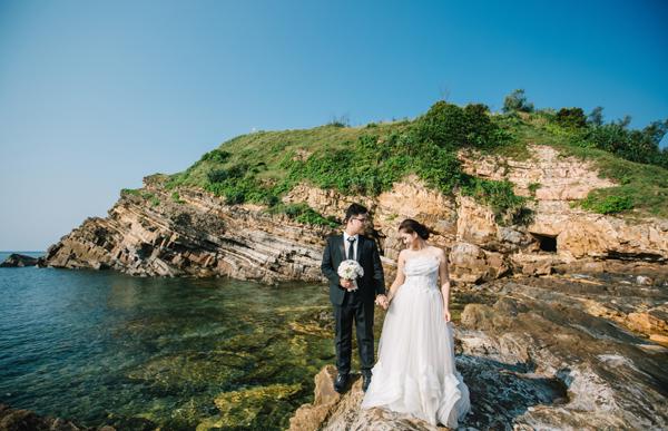 Xếp hạng 5 Studio chụp ảnh cưới phong cách Hàn Quốc đẹp nhất TP. Hạ Long, Quảng Ninh -  B.Wedding studio
