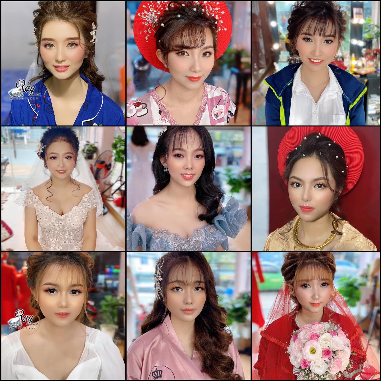 Top 7 tiệm trang điểm cô dâu đẹp nhất tại Tiền Giang -  Ray Bridal