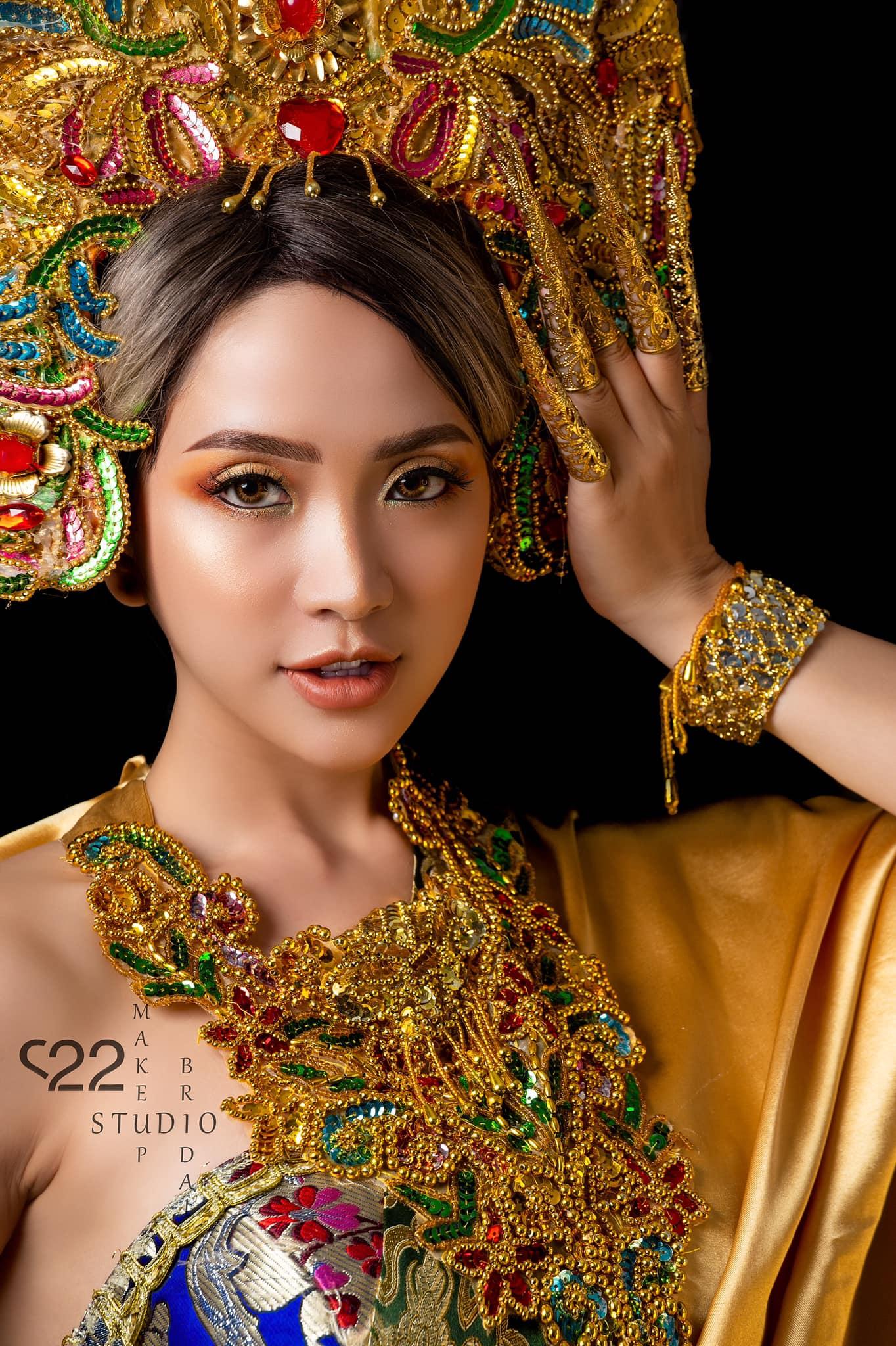 Top 7 tiệm trang điểm cô dâu đẹp nhất tại Đà Lạt -  Maika Nguyen makeup (22 Studio . Make Up . Bridal.)