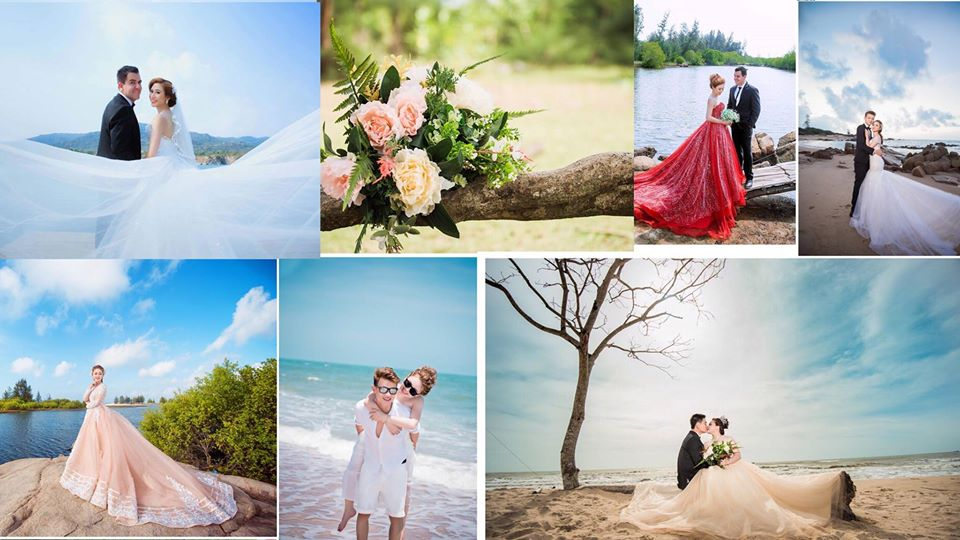 Xếp hạng 7 Studio chụp ảnh cưới đẹp nhất Bến Tre -  Studio Áo Cưới Huỳnh Lý