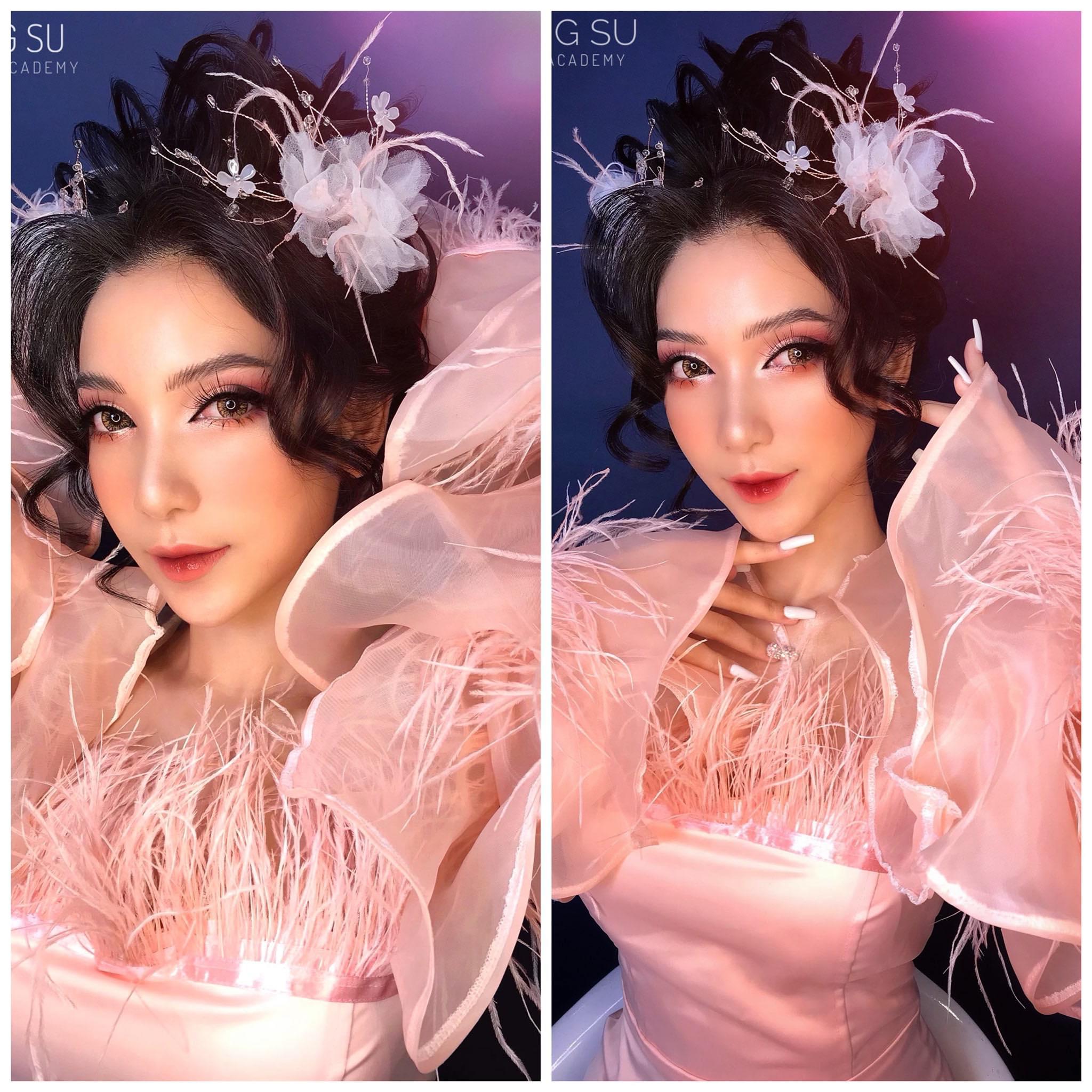 Top 7 tiệm trang điểm cô dâu đẹp nhất tại Cần Thơ -  Lương Su makeup