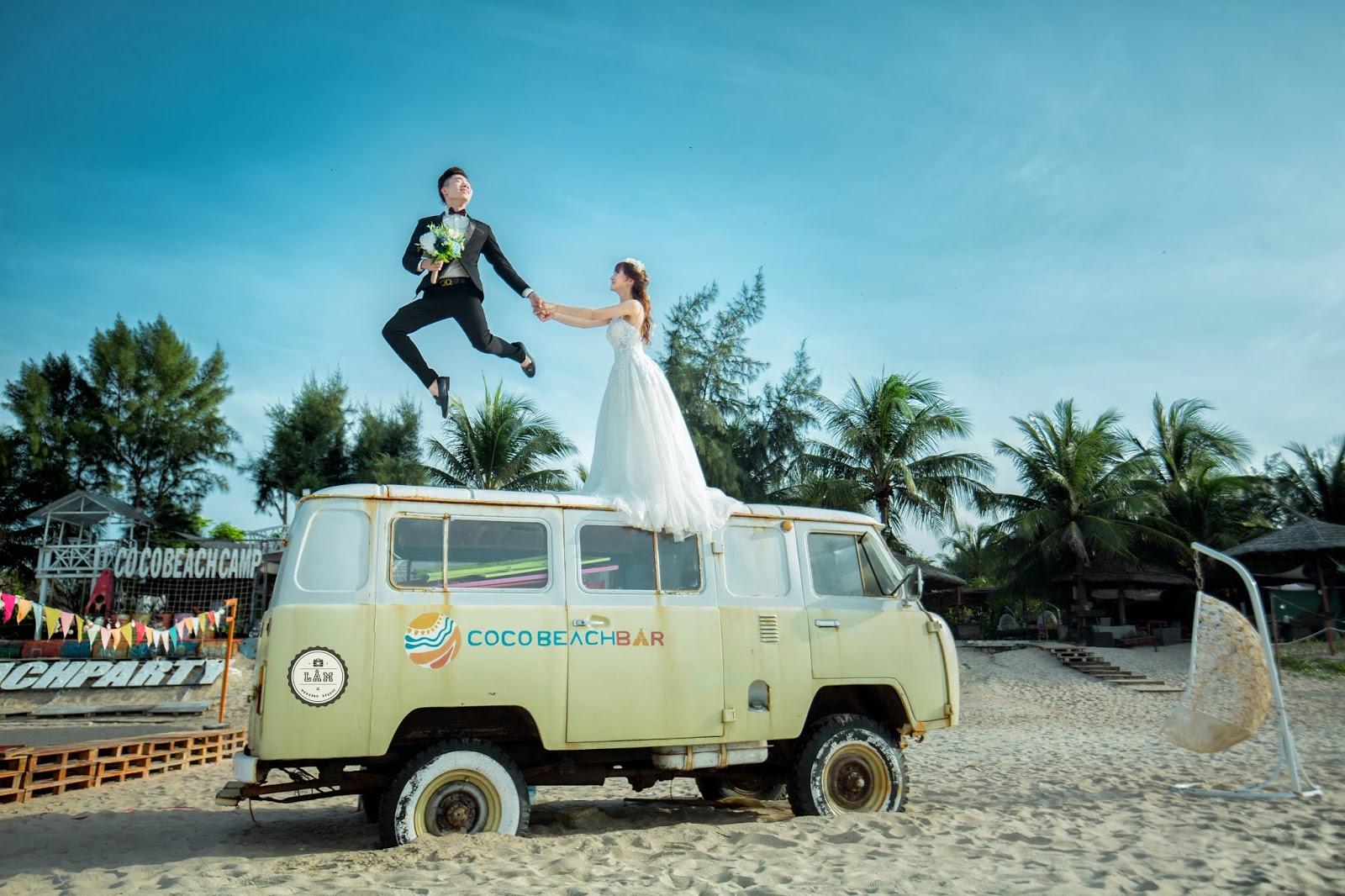 Xếp hạng 7 Studio chụp ảnh cưới đẹp nhất TP Phan Thiết, Bình Thuận -  Lâm Wedding Studio