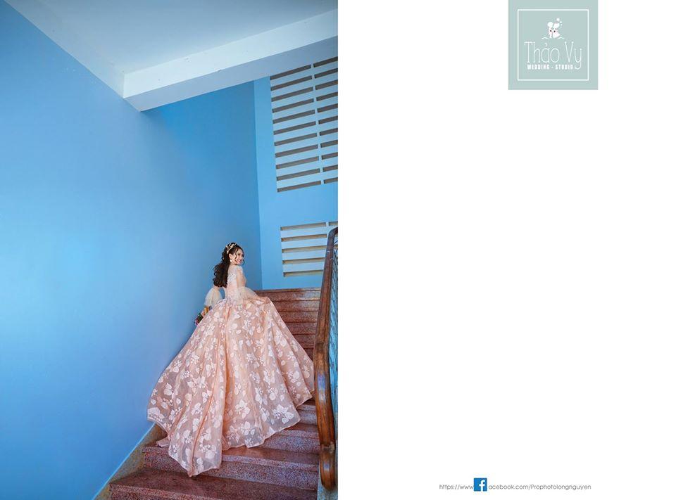 Xếp hạng 4 Studio chụp ảnh cưới đẹp nhất Gò Công, Tiền Giang -  Áo Cưới Thảo Vy