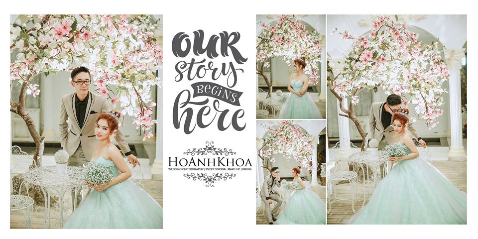 Xếp hạng 8 Studio chụp ảnh cưới đẹp nhất Tiền Giang -  Hồ Anh Khoa Studio