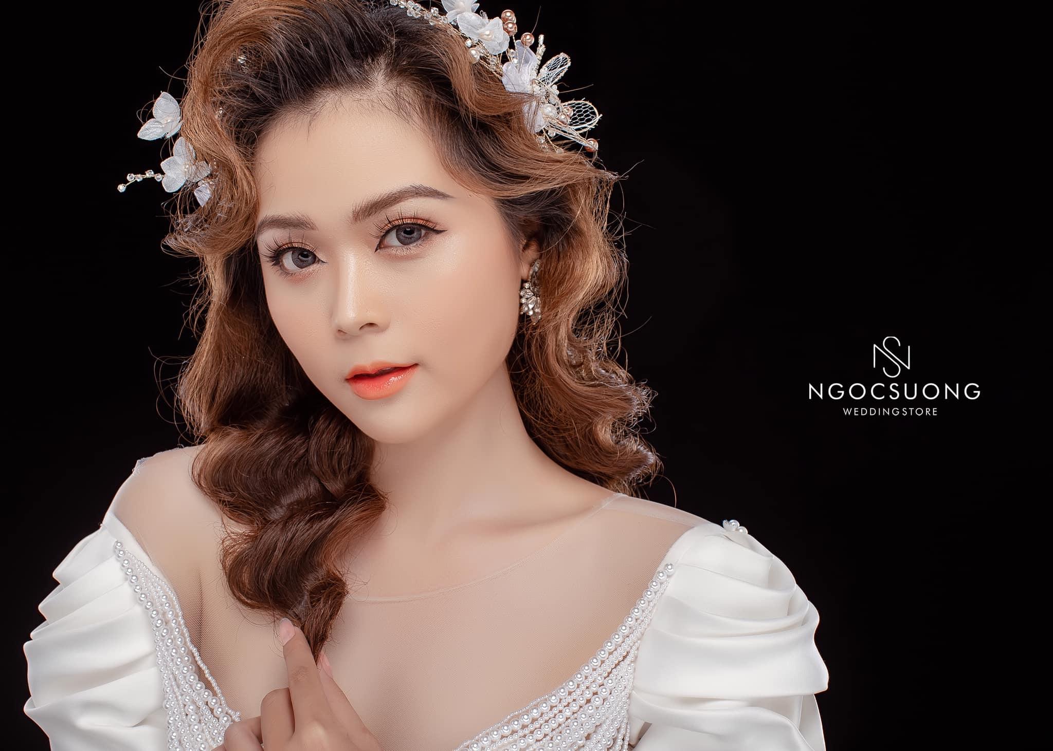 Top 7 tiệm trang điểm cô dâu đẹp nhất tại Cần Thơ -  Ngọc Sương Makeup