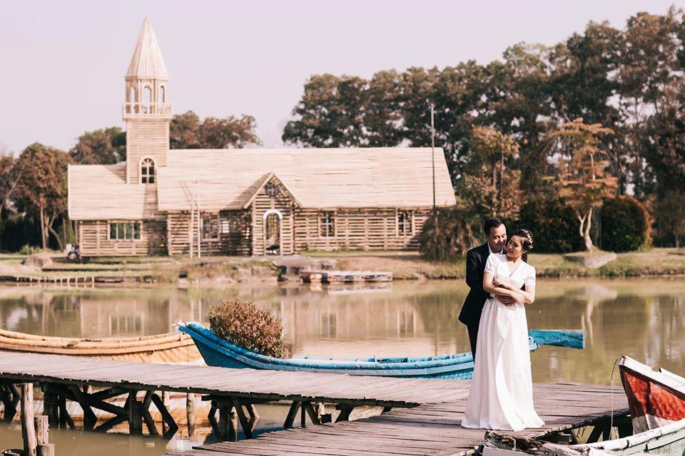 Xếp hạng 6 Studio chụp ảnh cưới phong cách Hàn Quốc đẹp nhất quận Long Biên, Hà Nội -  TaniLee Studio