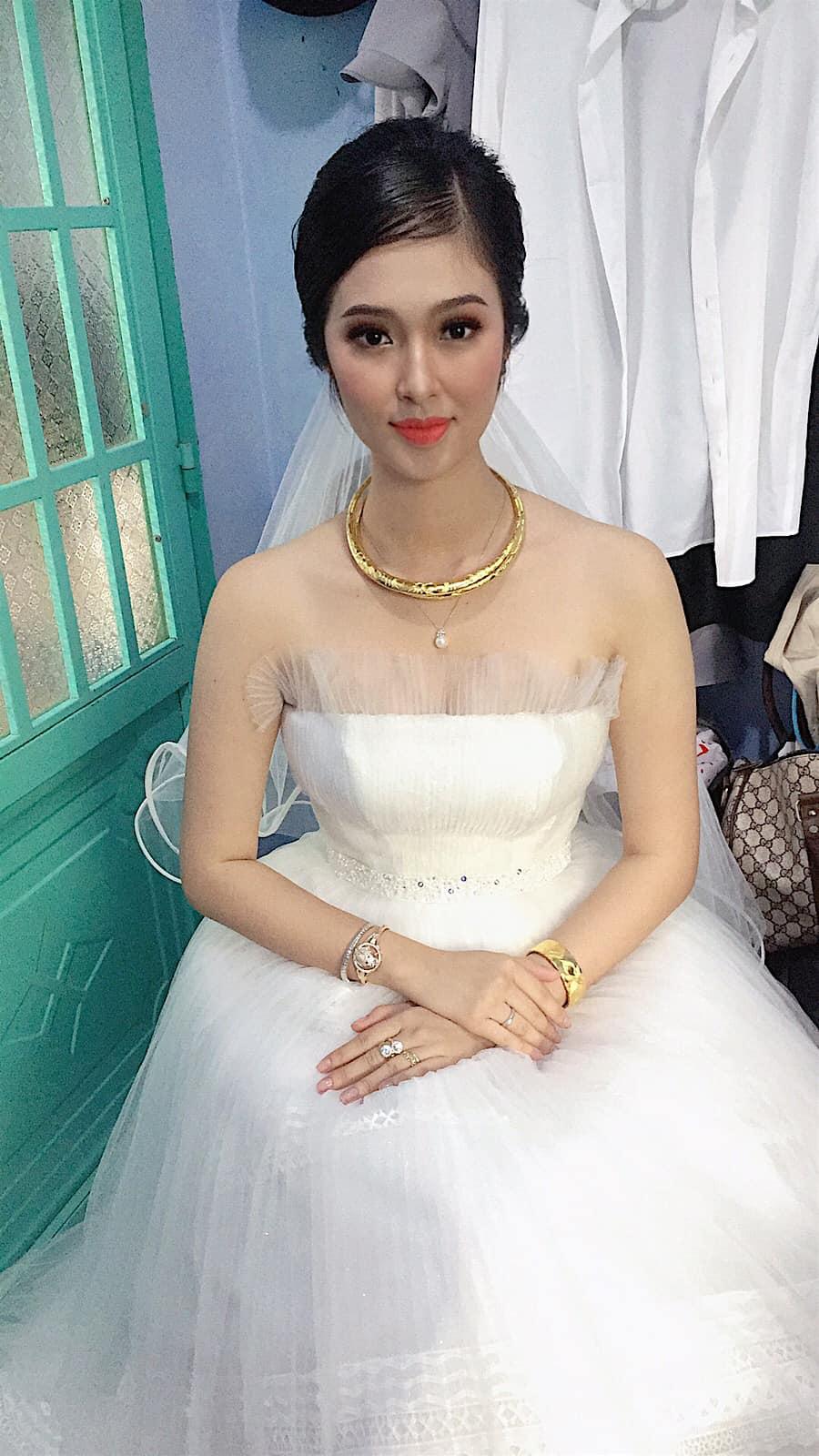 Top 7 tiệm trang điểm cô dâu đẹp nhất tại Đồng Tháp -  Như Như Make Up