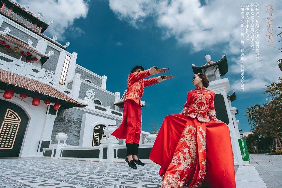 Xếp hạng 6 Studio chụp ảnh cưới phong cách Hàn Quốc đẹp nhất quận Tây Hồ, Hà Nội -  Cherry Wedding Studio
