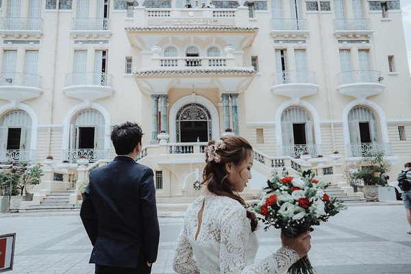 Xếp hạng 5 Studio chụp ảnh cưới phong cách Hàn Quốc đẹp nhất quận 5, TP. HCM -  Áo cưới Nghi Quân