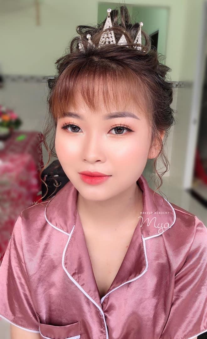 Top 7  tiệm trang điểm cô dâu đẹp nhất tại Vũng Tàu -  Make Up Mya