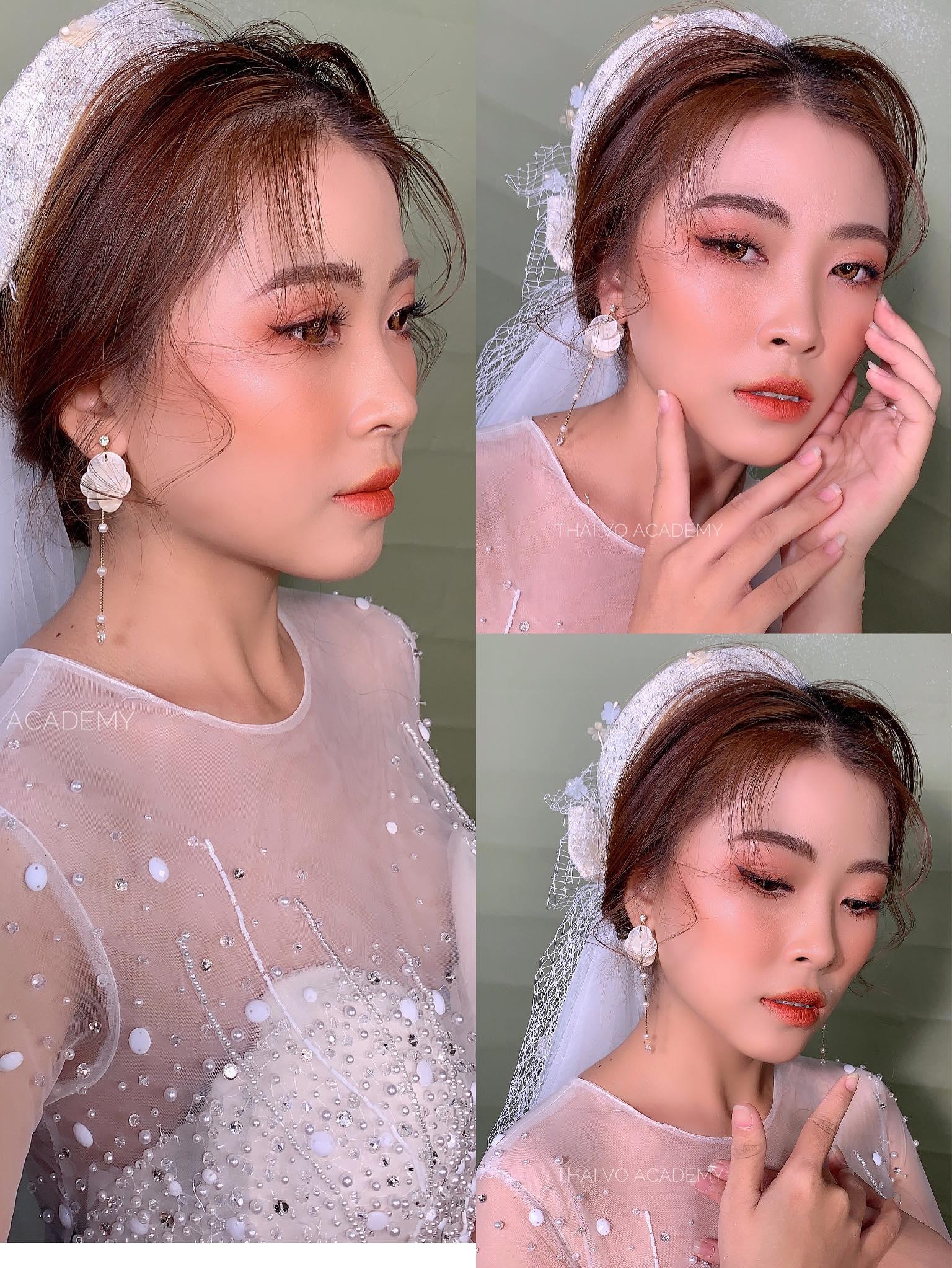 Top 7 tiệm trang điểm cô dâu đẹp nhất tại Tiền Giang -  Thái Võ Makeup (Thái Võ Wedding)
