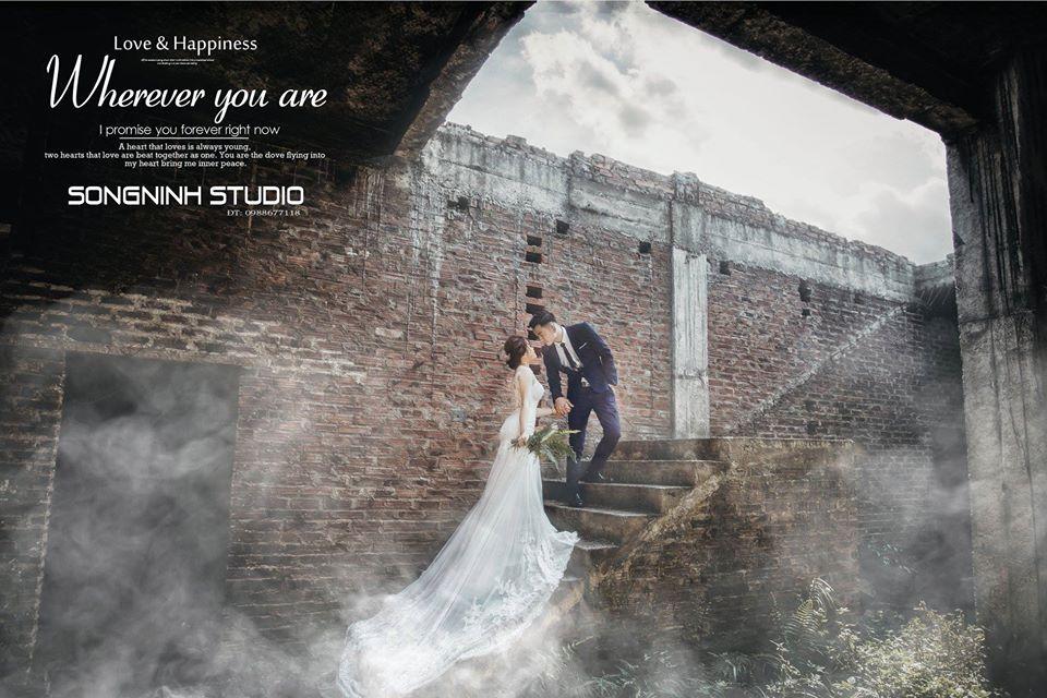 Xếp hạng 6 Studio chụp ảnh cưới đẹp nhất Hà Giang -  Song Ninh Studio