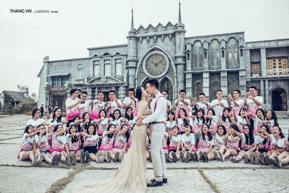 Xếp hạng 7 Studio chụp ảnh cưới phong cách Hàn Quốc đẹp nhất Bắc Giang -  Thắng VN wedding studio