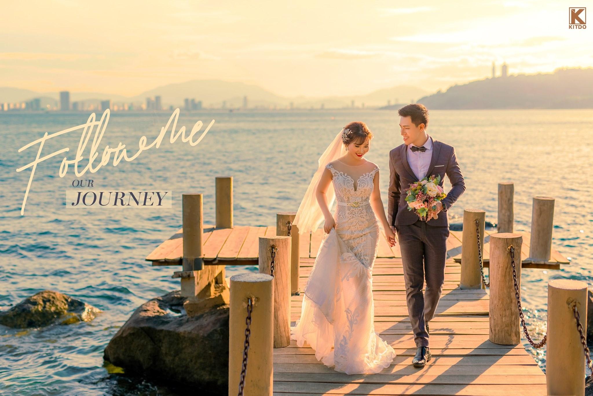 Xếp hạng 8 studio chụp ảnh cưới đẹp nhất Đà Nẵng -  Kit Đỗ Studio - Ảnh Cưới Đà Nẵng